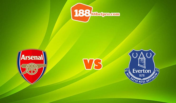 soi kèo Arsenal vs Everton